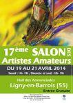 Salon des Artistes Amateurs à Ligny