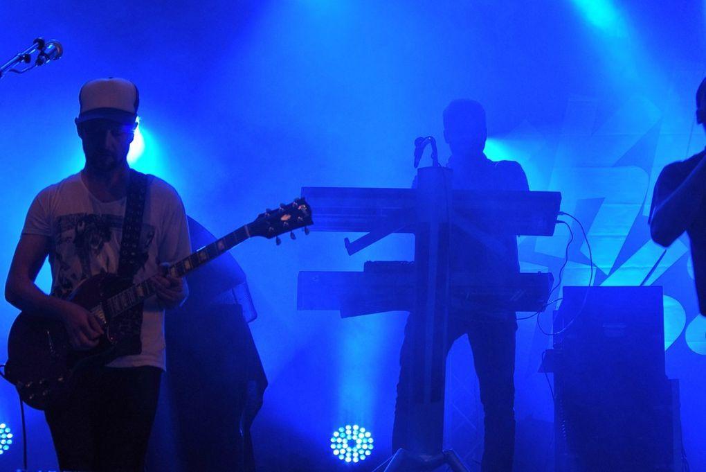 Pour la seconde journée du Festival L'armor à sons 2012, ce samedi 7 juillet. Le public à répondu présent. Un succès pour cette édition.