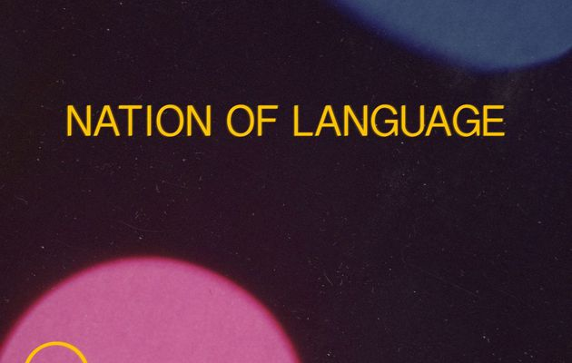 NATION OF LANGUAGE ~ ACROSS THAT FINE LINE