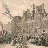 Février 1848 : Lamartine proclame la Deuxième République