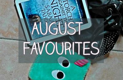 August Favourites | Getting ready for school !