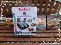Le snack collection de mon partenaire Téfal
