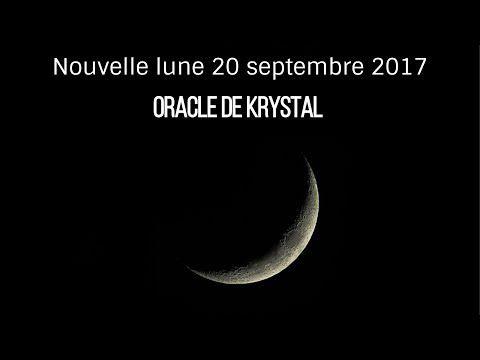 Nouvelle lune du 20 septembre 2017