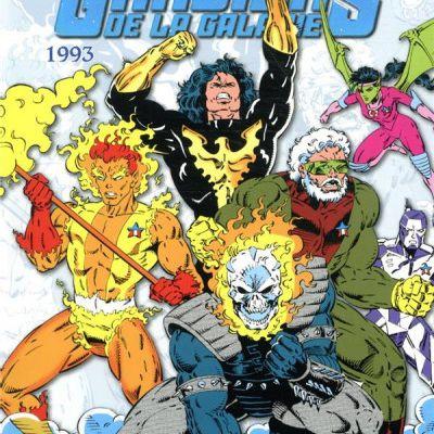 Mon Impression : Les Gardiens de la Galaxie Intégrale 1993