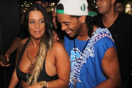 Ronaldinho for ever, and ever, and ever, ever, ever, ever...