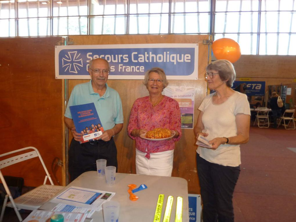 Forum des associations (Photos Chantal PROTIERE)