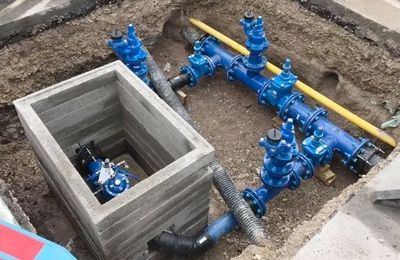 Sorts of Work Performed by Wet Utility Contractors