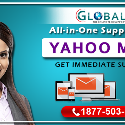 Instant Yahoo Support Help for Yahoo Mail Users 1877-503-0107