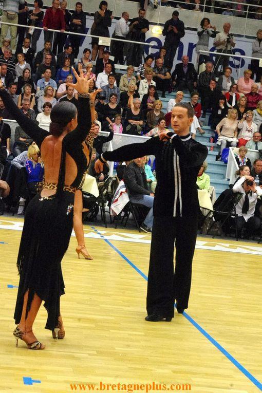 Samedi 18 mai, à la salle Colette Besson, à Rennes, se déroulait la Coupe de France de Danse Sportive