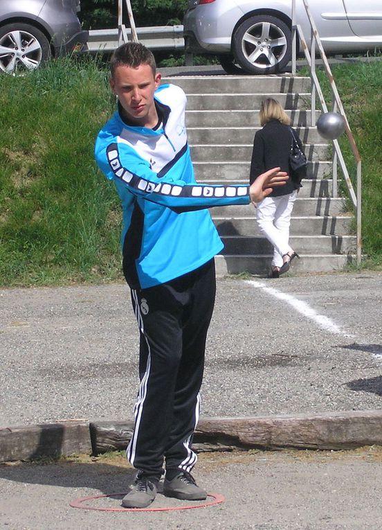 Championnat Haute-Garonne Jeunes à LEGUEVIN