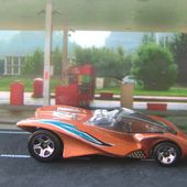 SWOOPY DO HOT WHEELS 1/64 - car-collector.net
