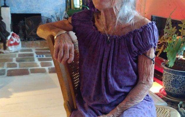 Lizzie Napoli, 90 ans de dessin