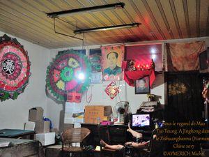 """""""De ce fait, la position du marxisme comme idéologie directrice s'est davantage affirmée, le socialisme à la chinoise et le rêve chinois sont entrés dans le cœur des Chinois, les valeurs essentielles du socialisme et la quintessence de la culture traditionnelle chinoise se sont propagées à une large échelle [...]""""  (Xi Jinping)"""