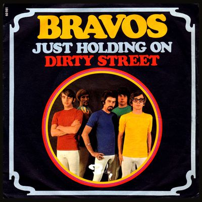 Bravos - Just holding on - 1969