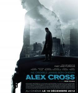 """Alex Cross"" de James Patterson"