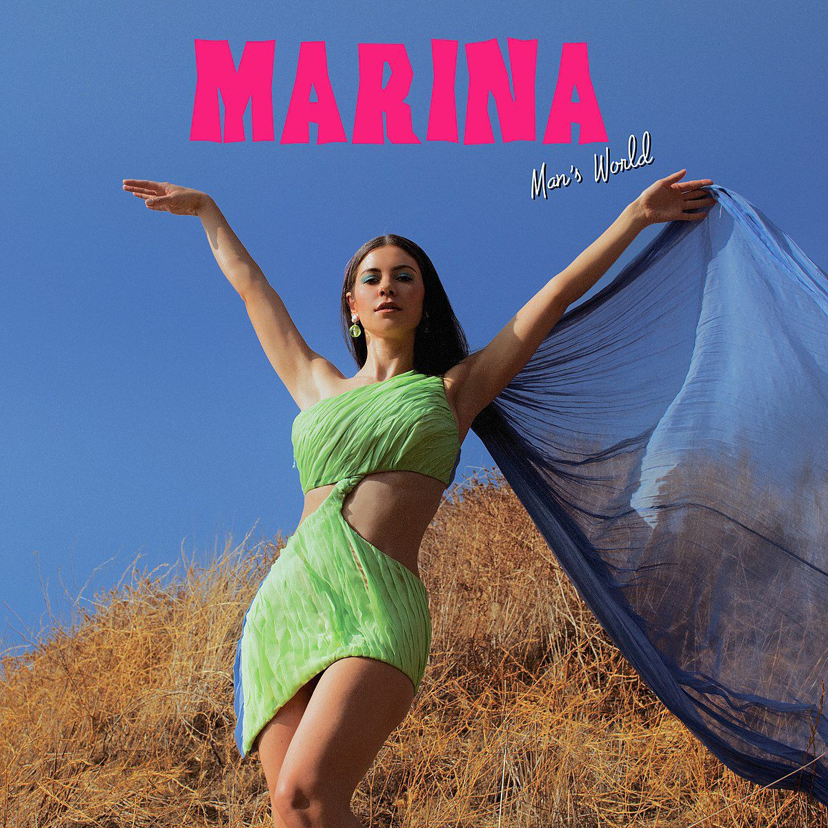 MARINA AND THE DIAMONDS, NEW SINGLE 'MAN'S WORLD (OFFICIAL MUSIC VIDEO)