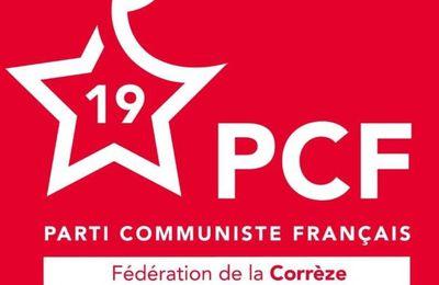 communiqué de presse du PCF 19 concernant les élections Départementales et Régionales