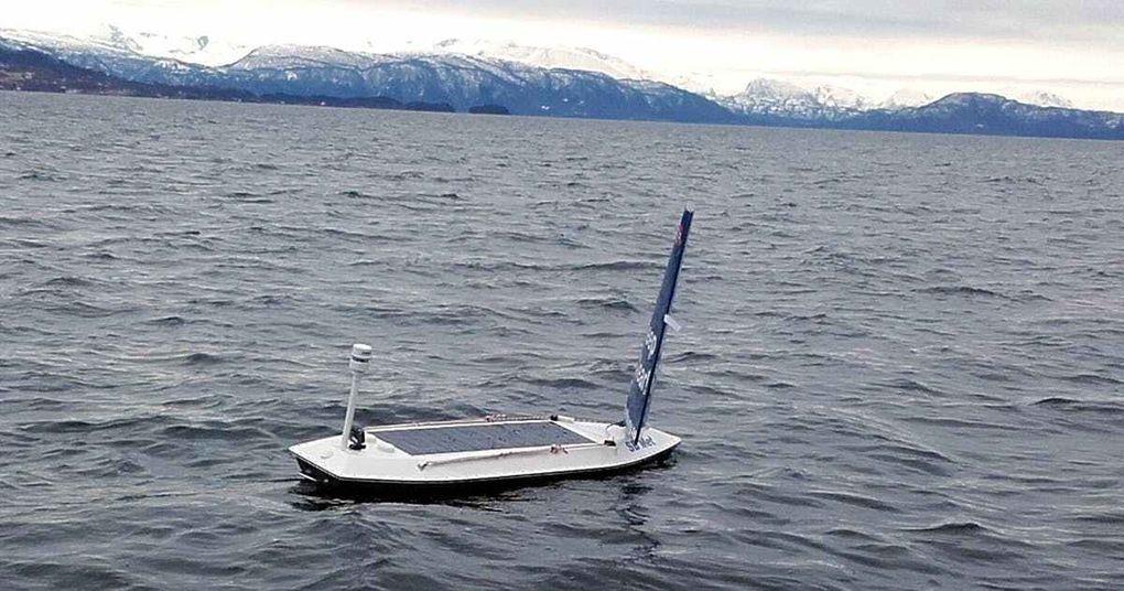 Innovation – Un voilier autonome traverse pour la première fois l'Atlantique !