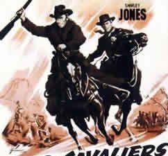 Les Deux Cavaliers de John Ford