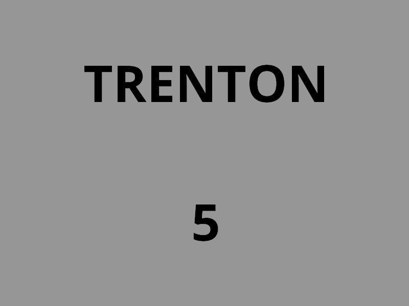 """TRENTON  5 , """"  Navire inter-armes à grande vitesse) de l'US Navy arrivant à Toulon le 14 février 2017"""