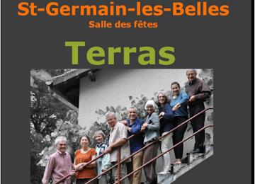 CHANTS TRADITIONNELS A SAINT GERMAIN LES BELLES DIMANCHE 10 OCTOBRE