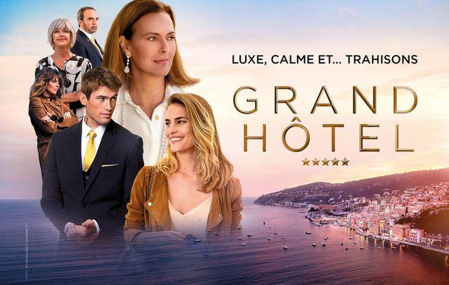 TF1 : « Grand Hôtel » avec Carole Bouquet dès le jeudi 3 Septembre