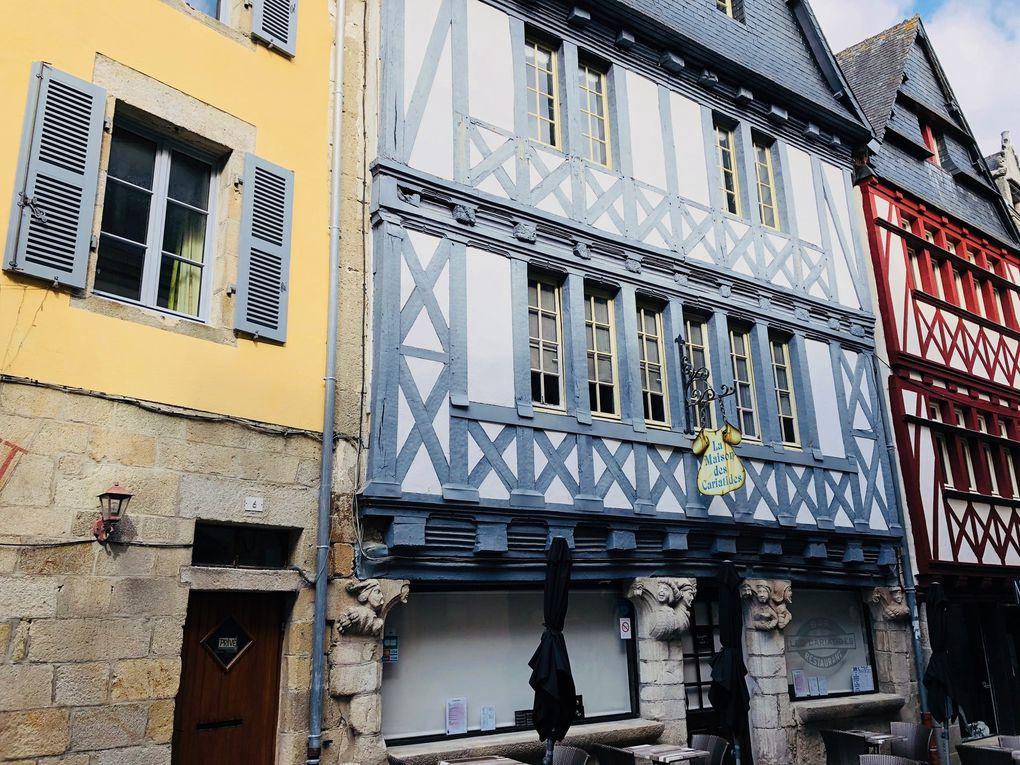 Visite de Quimper - Bretagne 2018.