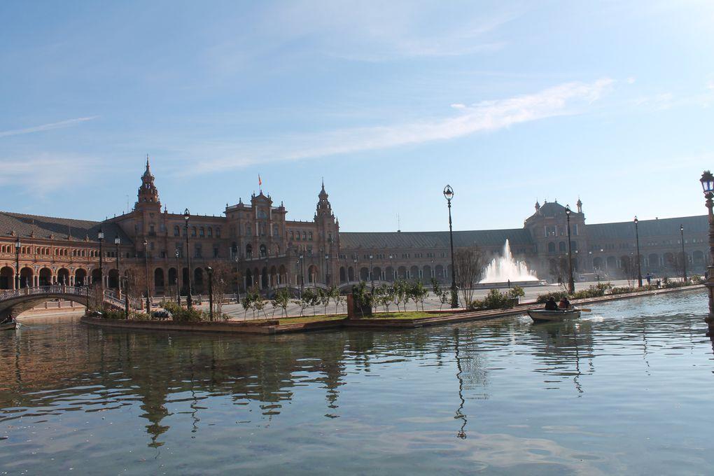 Séville ,la magnifique