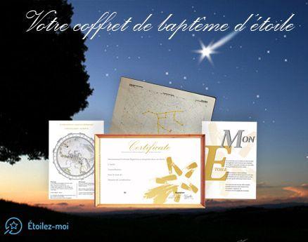 Découvrez leur selection des coffrets de baptême d'étoile✡✡✡Discover their selection of star baptism boxes✡✡✡