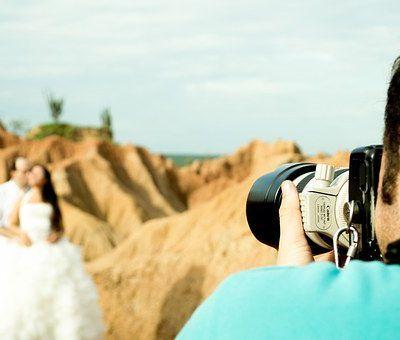 Les matériels indispensables pour la photographie de mariage
