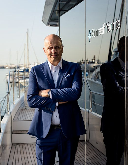 Cinq catamarans SUNREEF au Yachting Festival de Cannes 2021