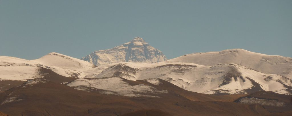 Tingri 4350 m