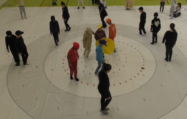 The Human Orrery