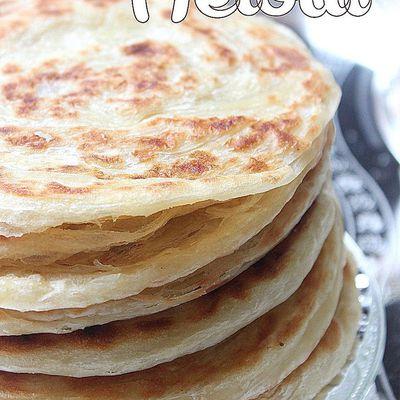 Recette meloui marocain