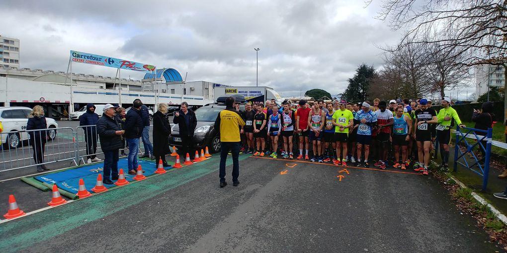 Résultats 7 et 15km de Carrefour Niort 2020
