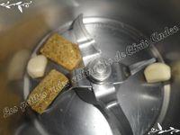 Soupe fraîche à la courgette