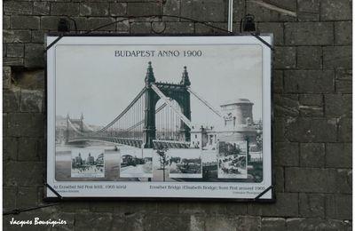 Le Pont Elizabeth à Budapest