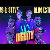 Lucas & Steve x Blackstreet - No Diggity (Official Lyric Video)