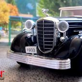 CADILLAC FLEETWOOD 1933 SIGNATURE 1/32 - car-collector.net