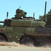 Le ministère des Armées commande 313 véhicules blindés à l'industrie française (271 Griffon, 42 Jaguar)