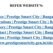 prestigesmartcity.gen.in - Prestige Apartments In Sarjapur Road Sarjapur Road | Local business
