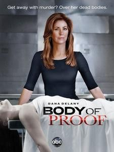 Critiques Séries : Body of Proof. Intégrale