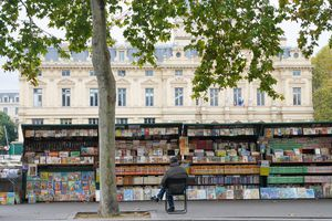 Le Paris des Bouquinistes