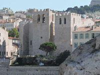 Fort Ganteaume, Citadelle Saint Nicolas, Marseille