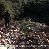 Enquête sur les décharges sauvages du BTP - Le journal de 20h | TF1