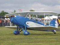 Le Bristol F2B Fighter F-AYBF. Le Waco 10 F-AYCO. Le Great Lake 2T-1A F-AYGL. Le Morane Saulnier 230 F-AYMS. Le Fairchild 24 F-AYSE. Le Yak 50 F-AZOL.