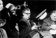 Woody Allen, clarinettiste de jazz traditionnel New Orleans