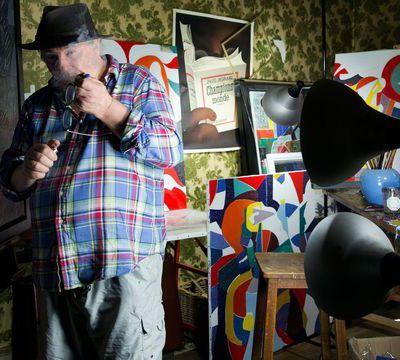 [Livre] Guy Ribes : autoportrait d'un faussaire