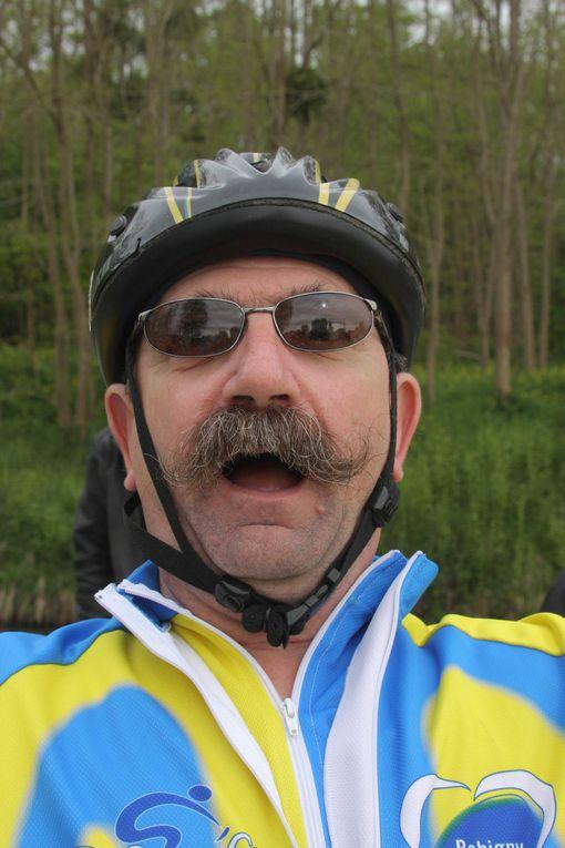 19 ème édition de la cyclotouriste Bondy/Brasles 100km