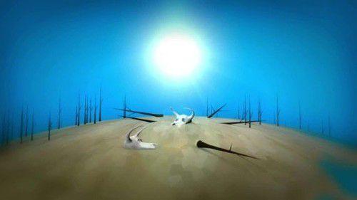 Il grande flusso e il deserto che avanza - di Miguel Martinez